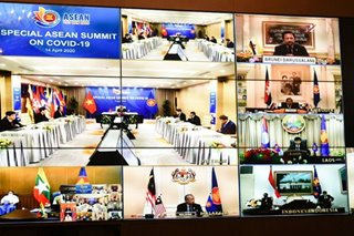 ASEAN leaders meet online to tackle coronavirus