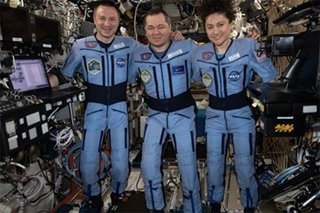 Coronavirus forces detour for homecoming astronauts