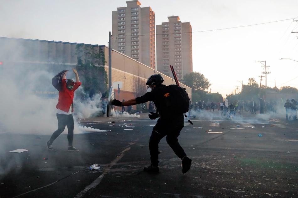IN PHOTOS: Rage across America 11