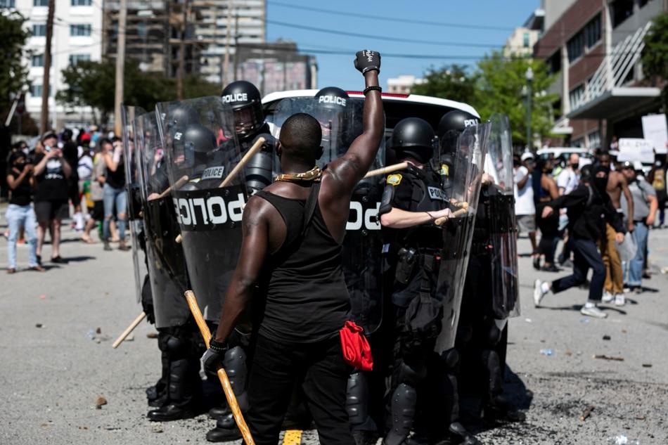 IN PHOTOS: Rage across America 5