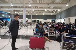 61 stranded Filipino seamen sa Dubai nakauwi na