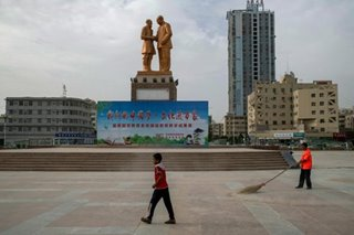 Uighur group calls for China to lose 2022 Games over 'genocide'