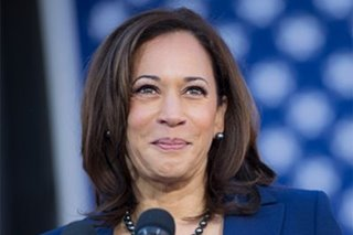 How people are reacting to Kamala Harris's VP nod