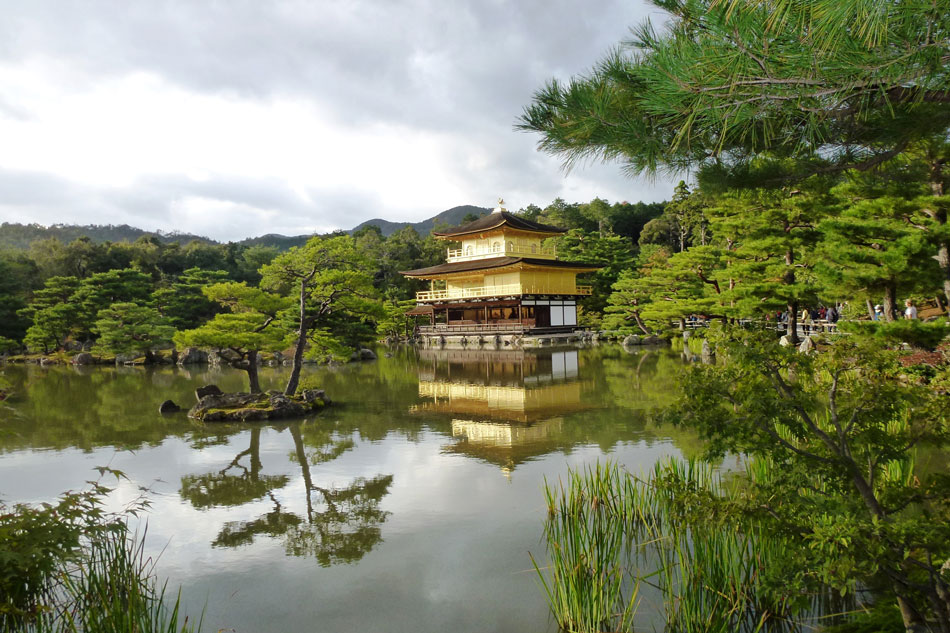 Japan's Kinkaku-ji golden pavilion roof undergoes renovation amid pandemic 1