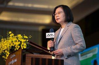 Taiwan's Tsai Ing-wen calls for alliance of democracies to oppose China