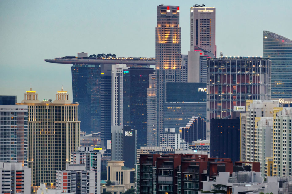 Singapore economy grew just 0.7% in 2019
