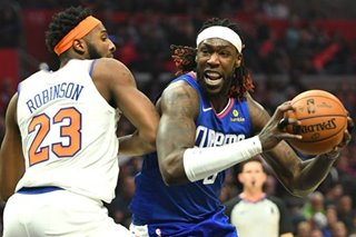 NBA: Clippers shake off slow start to down Knicks