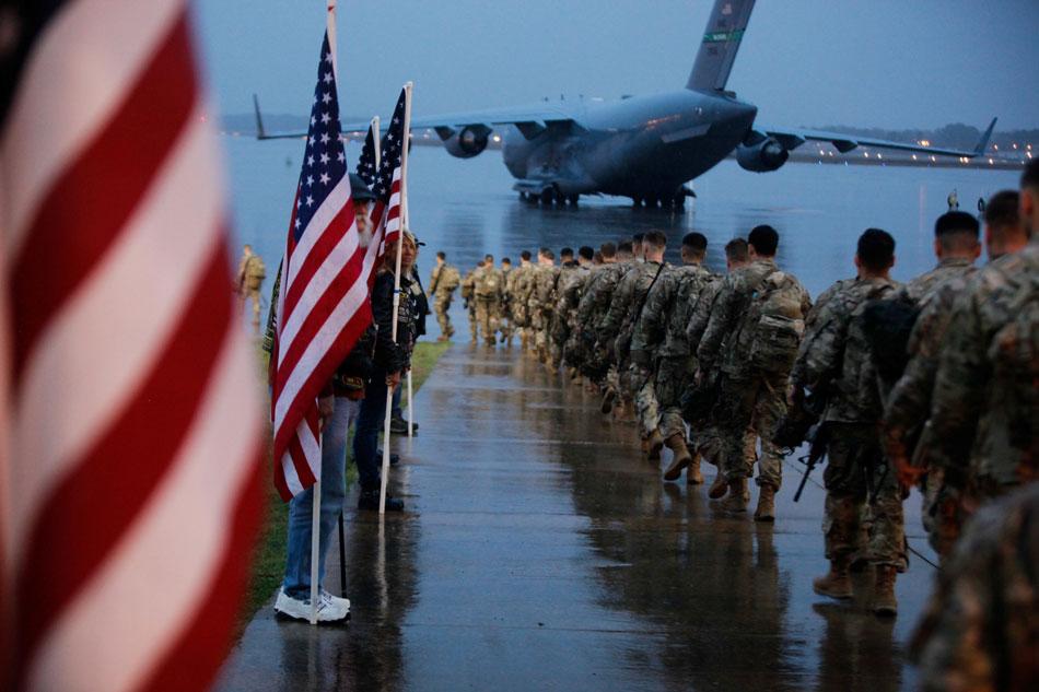 World military spending grows despite pandemic 1