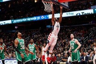 NBA: Smith's 27 helps Wizards slow down Celtics