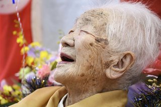 World's oldest person in southwestern Japan turns 118