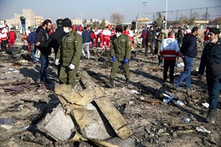 Iran investigation says Ukrainian airliner was on fire before crash