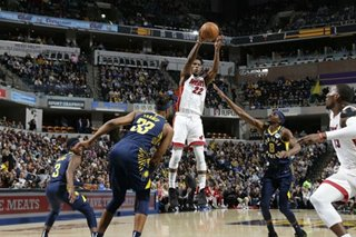 NBA: Heat coast past Pacers as Butler returns