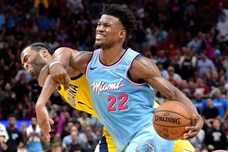 NBA: Heat's Butler fined $35K, Pacers' Warren $25K for incident