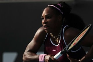 Tennis: Impressive Williams races into Auckland final against Pegula