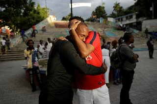 Haiti commemorates deadly 2010 quake in anger and bitterness