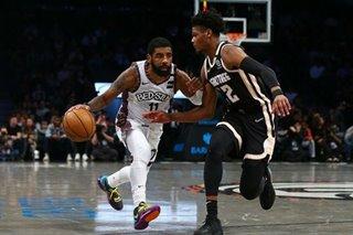NBA: Irving shines in return as Nets blast Hawks