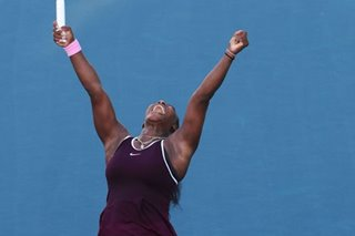Tennis: Serena Williams aims to end long Slam record quest