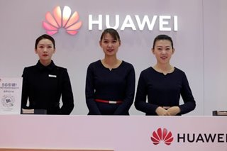 Go Huawei: UK prime minister challenges US critics of China firm
