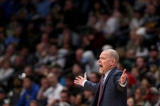 NBA: Nuggets coach Malone says he had coronavirus