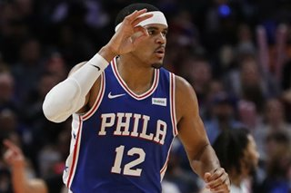 NBA: Harris' huge shot lifts Sixers in squeaker over Knicks