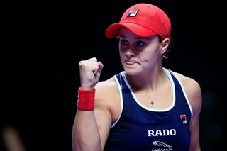 Tennis: Barty fights to title victory at Adelaide International