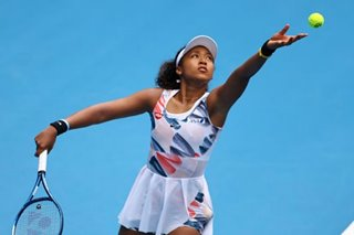 Tennis: Osaka gets Australian Open started after smoke fears ease