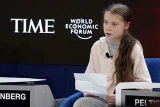 Greta Thunberg calls on world leaders to listen to young activists