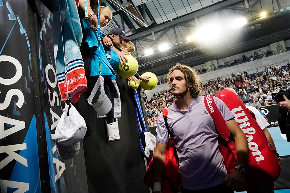 Australian Open: Tsitsipas gets bye as Kohlschreiber out injured