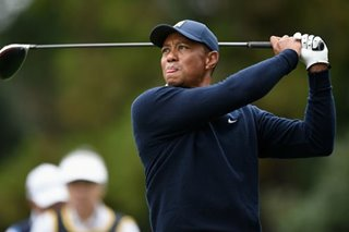 Golf: Tiger Woods admits age is affecting his game