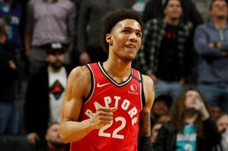 NBA: Raptors' McCaw leaves with facial contusion