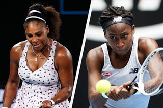 Tennis: Serena says she was 'nowhere near' Coco Gauff's level at 15