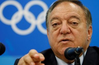 Weightlifting president stands aside during corruption investigation