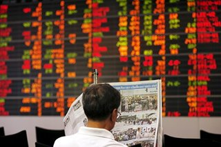 Asian stocks hold ground as China virus fears persist