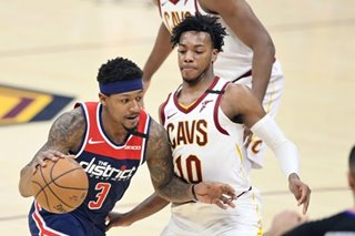 NBA: Wizards blow by Cavs behind Beal's 36