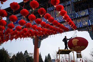 Beijing cancels Lunar New Year fairs
