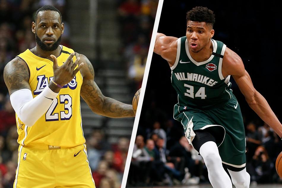 NBA: LeBron, Giannis named All-Star captains as starters revealed