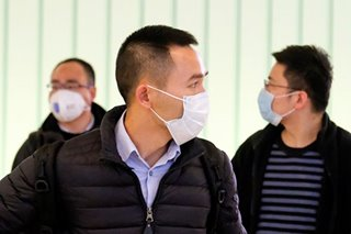 China virus spooks OFWs in Hong Kong, jacks up face mask prices