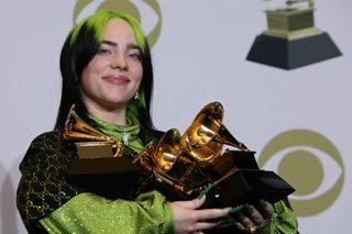 Billie Eilish: the edgy pop radical rewriting stardom's rules