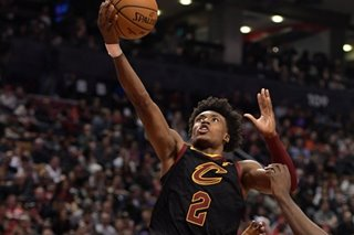 NBA: Cavaliers break out of slump with win over Pistons