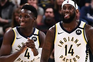 NBA: Oladipo returns to help Pacers nip Bulls in OT