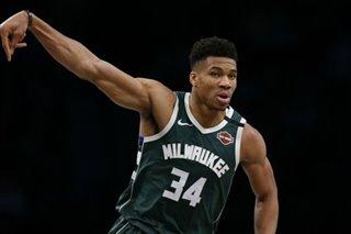 NBA: Antetokounmpo's near triple-double leads Bucks over Suns