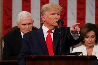 Trump in State of Union speech: 'I keep my promises'