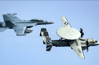 US tests pilotless combat jets