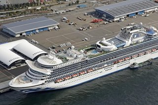 3 more coronavirus cases found on Japan cruise ship