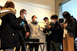 New coronavirus found in Japan evacuees who initially tested negative