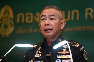 Thai army chief tearfully apologizes for mass shooting by soldier