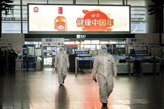 Like medieval Europe, virus idles China growth engine