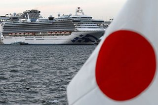 DOH to quarantine 500 Filipinos from Japan-moored cruise ship at New Clark City on Sunday