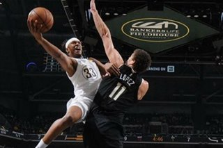 NBA: Pacers top Giannis-less Bucks, end six-game skid