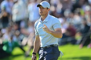Golf: McIlroy, Scott, Kuchar tied atop impressive Riviera leaderboard